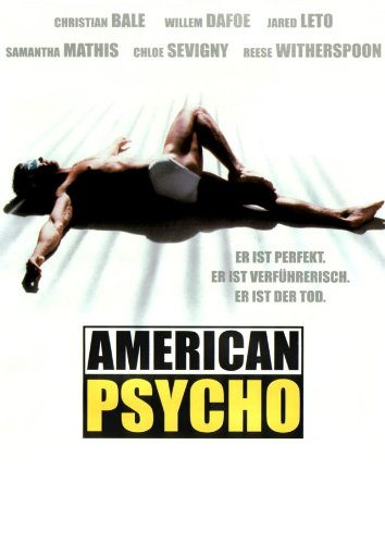 Filmcover American Psycho