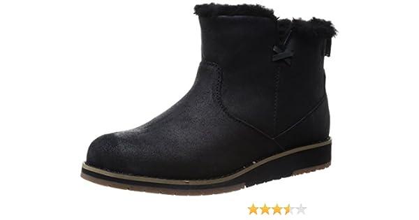 62401a1c4a5 Amazon.com | EMU Australia Womens Beach Mini Deluxe Wool Boots Size 6 Black  | Boots