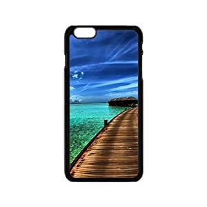 glam blue sky clear sea water personalized high quality cell phone case for Iphone 6
