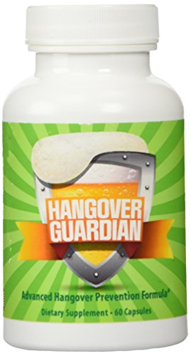 Hangover Guardian Advanced Activated Charcoal