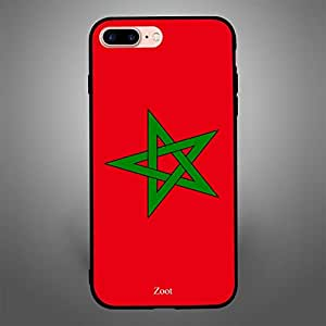 iPhone 8 Plus Morocco Flag