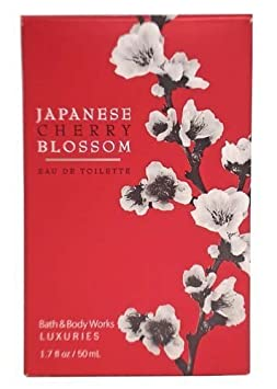 JAPANESE CHERRY BLOSSOM Bath Body Works EAU DE TOILETTE lot of 1