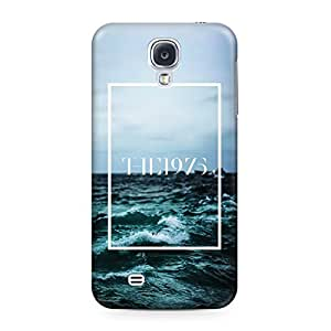 The 1975 Ocean Sea Water Tumblr Hard Plastic Snap-On Case For Samsung Galaxy S4