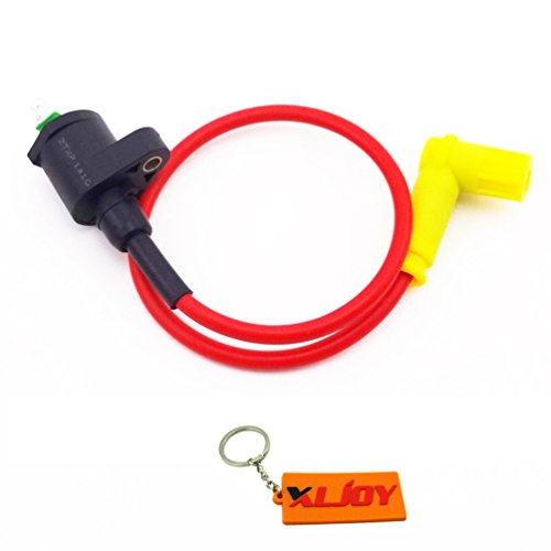 XLJOY Race Ignition Coil For 125 140 150 160 cc GPX SSR YCF Pitster Piranha Pit Dirt Bike (Coil Ssr)