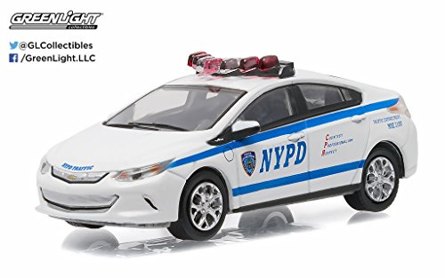 new york city police car - 8