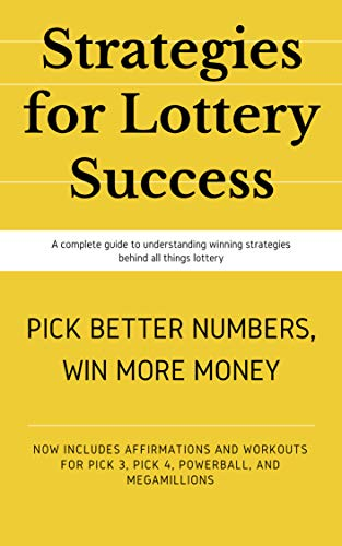 Lottery Master Guide: Strategies for Winning Pick 3, Pick 4