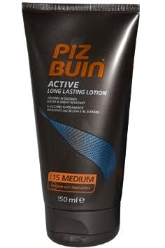 Piz Buin Active Long Lasting Lotion SPF15 Medium 150ml