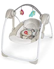 Comfort & Harmony Portable Swing, Cozy Kingdom