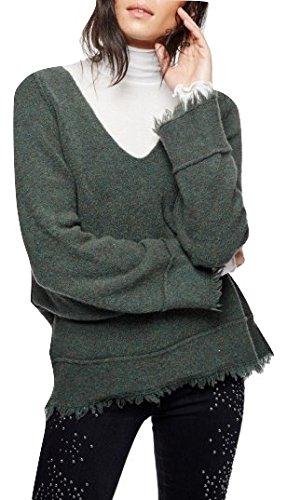 - Free People Irresistible Fringe Sweater