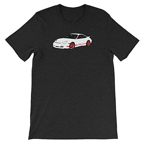 (Rennsport H20 – Porsche 911 GT3 RS 996 Inspired Unisex T-Shirt)