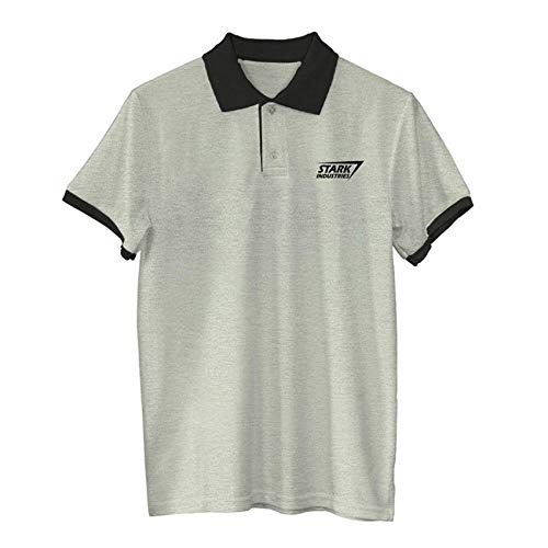 Camiseta Polo Marvel Stark Industries