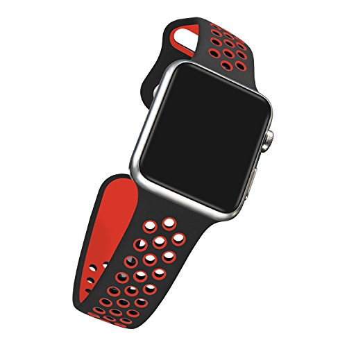 top4cus Silicone Replacement iWatch Regular