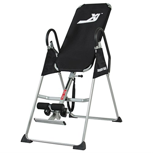 Inversion Table Pro Deluxe Fitness Chiropractic Table Exercise Back Reflexology by Unknown