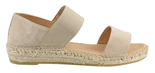 Flat Taupe Taupe Suede Kanna ADA Sandal pw6xFRqUF
