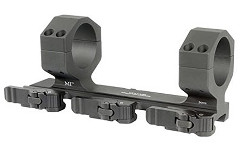 MWI Midwest Qd Extreme Scp Mount 34Mm Stock Accessories