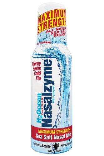 Amazon Com H2ocean Aftercare Nose Piercings Solution Nasalzyme