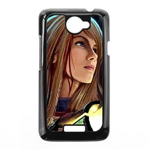 HTC One X Cell Phone Case Black Super Smash Bros Samus Aran 007 Ynqyd