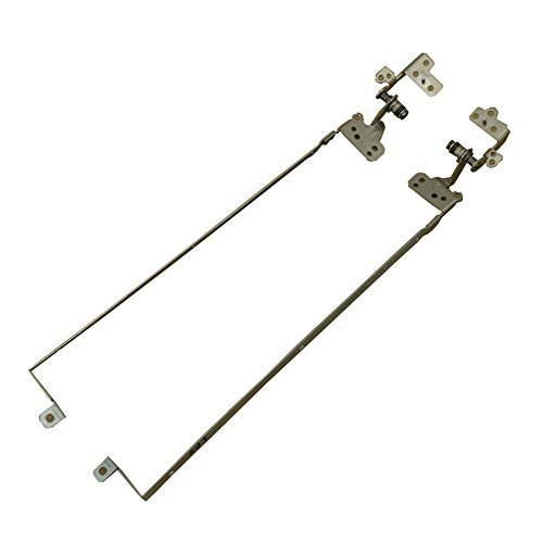 Generic New Laptop LCD Left and Right Hinges for ACER Aspire 4738 4738G 4250 4252 4253 4333 4339 4349 4552 4552G 4733Z Series Replacement Part Number FBZQ5012010 FBZQ5011010