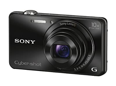 Sony 18.2 MP Digital Camera with 2.7-Inch LCD by Sony