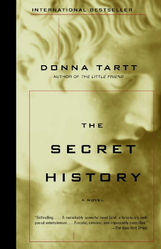 The Secret History (Vintage Contemporaries) cover