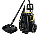 Vacuum Canister Steam Cleaners Review and Comparison