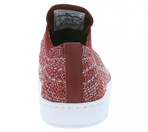 Nike Dames Tennis Classic Ultra Flyknit Hardloopschoenen 833860 Sneakers Schoenen (us 7, Team Rood Wit 600)