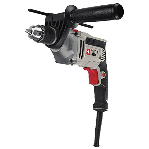 PORTER-CABLE PCE141 7 Amp CSR Single Speed Hammer Drill