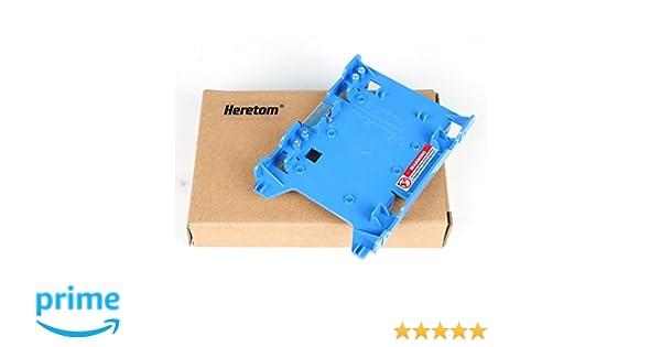 """Heretom Precision T3500 T5500 Optiplex 790 960 980 990 R494D F767D J132D 2.5"""" Hard Drive Caddy"""