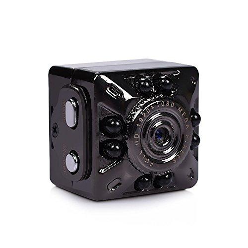 Mini Spy Cameras Night Vision Digital Camcorder Outdoor Sport DV Video Camera Motion Detection Hidden Camera ()