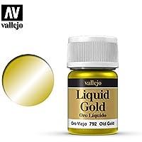 AV Vallejo Modelo Color - Oro viejo (metales