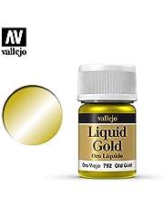 AV Vallejo Modelo Color - Oro viejo (metales 35 ml)