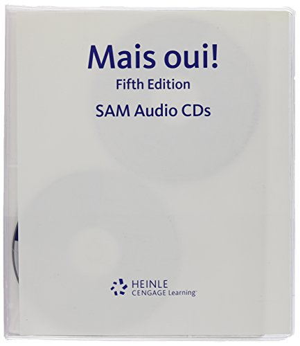 Student Activities Manual Audio Program for Thompson/Phillips' Mais Oui!, 5th