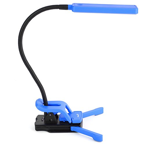 Ivation Multipurpose Gooseneck 7 LED Dimmable