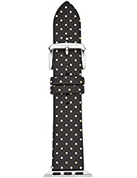 KSS0021 38mm Apple Straps Genuine Leather Multi-Color Watch Strap