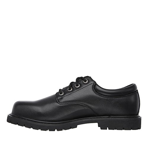 Elks 77041ec Black Shoes Skechers Cottonwood Work wIvtxq6