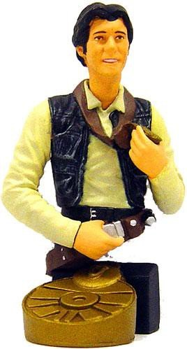 Gentle Giant Star Wars Bust-Ups Series 1 Han Solo Micro (Micro Bust Sculpture)