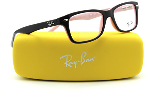 Ray-Ban RY1531 JUNIOR Square Prescription Eyeglasses RX - able 3580, - Ban Ray Eyeglasses Girls For