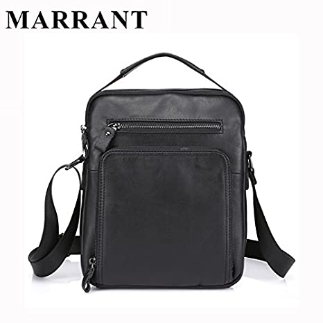 Genric 8872AQ4apricot, China, 22x6x27cm   MARRANT Genuine Leather Bag Men  Crossbody Bags Men   0c7c728983
