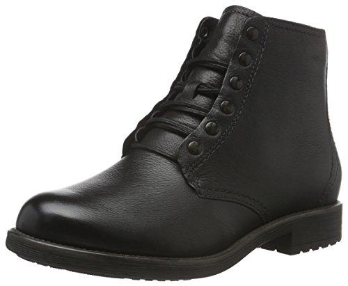 Tamaris 25234, Botines para Mujer Negro (BLACK 001)