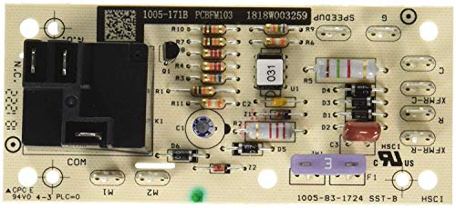OEM Upgraded Replacement for Goodman Furnace Control Circuit Board B13707-35 ()