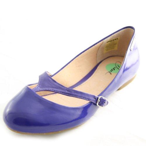 DIESEL ballerines femme BIKINI REBEL BIKIB violet - 36,37,38,39