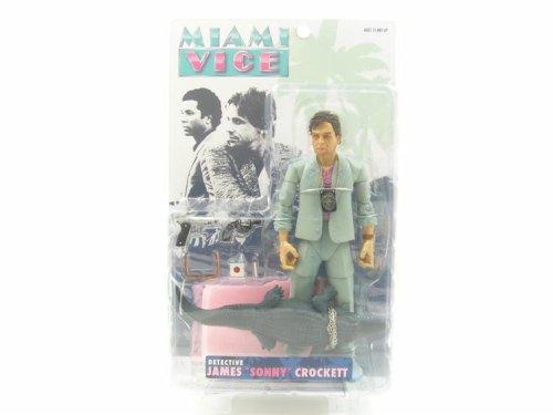 Miami Vice Figure James Sonny Crocket In Seafoam Suit