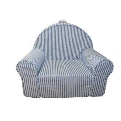 Fun Furnishings 60251 My First Chair Blue Stripe Toddler by Fun Furnishings