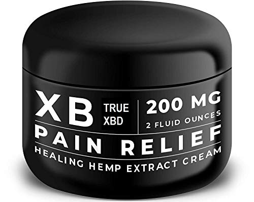 Hemp Cream for Pain Relief with 200 milligram natural Hemp Oil Extract - relieve Arthritis, Muscle, Joint, Fibromyalgia and Knee pain - Natural revolutionary anti-inflammatory topical balm formula (Anti Inflammatory Gel)