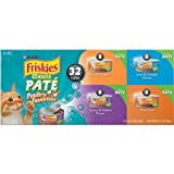 Purina Friskies Wet Cat Food, Classic Pate Poultry Favorites Variety Pack, 5.5 oz Cans, Pack of 32… Give Your Precious Pet a Nice Treat For Sale