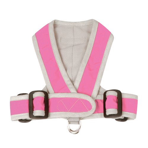 Precision Fit Harness Hot Pink Small - - From the Invento...
