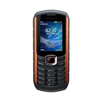 huge selection of bbd49 65456 Samsung GT-B2710 XCover 271 Metallic Orange, GT-B2710MOANEE: Amazon ...