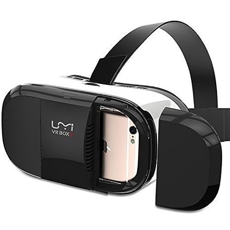 Umidigi Vr Gafas De Realidad Virtual 3d Video Virtual Con Lentes