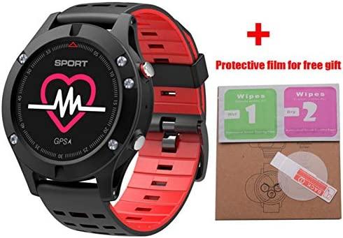 GGOII Pulsera Inteligente F5 GPS Smart Sport Watch Altímetro ...