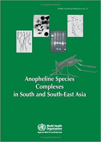 Anopheline Species Complexes In South And South-east Asia por Searo Gratis